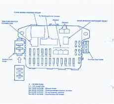 honda civic dx 1991 fuse box block circuit breaker diagram carfusebox