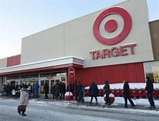 Target Canada Schedules More Stores For Closure Toronto