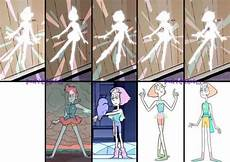 the unidentified form of pearl steven universe amino