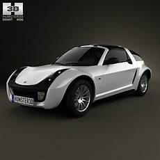 smart roadster coupe 2005 3d cgtrader
