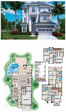 beach house floor plan myrtle beach home plan in 2020 beach house floor plans