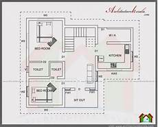 two bedroom house plans kerala style elegant 2 bedroom house plans in kerala new home plans