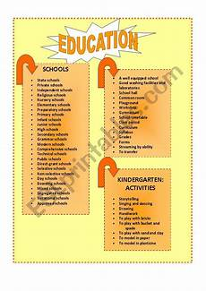 vocabulary related to education esl worksheet by ethello