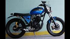 Modifikasi Yamaha Scorpio by Modifikasi Yamaha Scorpio 225 Custom Style Tracker