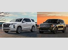 Should You Opt For The Kia Telluride Or The Hyundai Palisade?