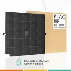 Fac Fc120 Filtre 224 Charbon Actif Pour Hotte De Cuisine