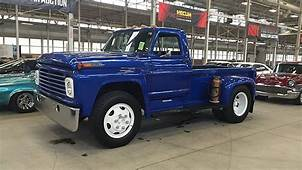 1968 Ford F600 Pickup 361 CI Maintenance/restoration Of