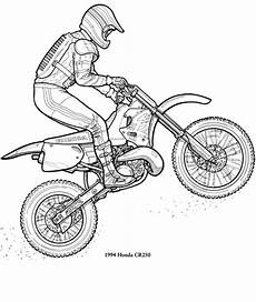 Ausmalbilder Kostenlos Ausdrucken Motocross Kleurplaat Crossmotor Ktm Ausmalbilder Motocross Zum