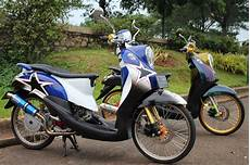 Modif Fino Simple by Fino Thailand Modifikasi Mio Fino