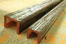 u balken holz guangzhou polyurethane decorative faux wood beams u shape
