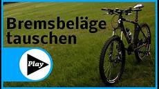 fahrrad bremsbel 228 ge wechseln vorn hinten an einer