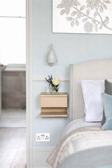 Wall Mounted Bedroom Wall Lights Ideas by A Floating Bedside Table And Wall Mounted Light Maximise
