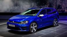 Vw Golf R Variant Is Wagon Taken To The Pictures