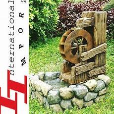 decoration cascade d eau cascade fontaine de jardin pompe 233 tang d 233 coration neuf ebay