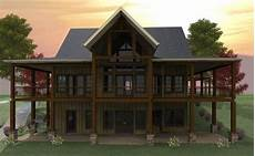 waterfront house plans with walkout basement pin by kaye edwards on lake house plans pinterest