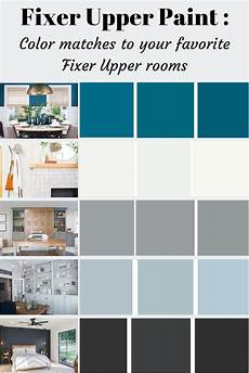 joanna gaines paint colors matched to benjamin adinaporter
