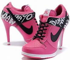 17 best images about nike high heels pinterest nike dunks and blue and pink