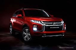 2020 Mitsubishi Outlander Sport  Motors