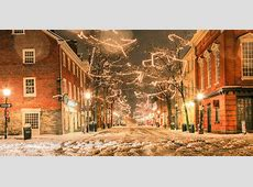 Christmastime in D.C. and Old Town Alexandria   Elite Coach