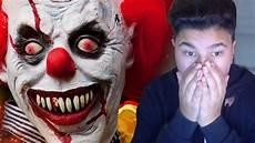 maquillage clown tueur homme 108811 il d 201 fonce un clown tueur