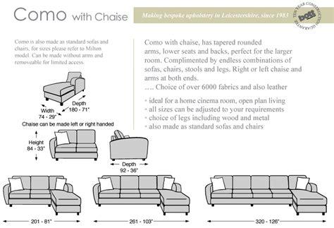Como Corner Unit With Chaise