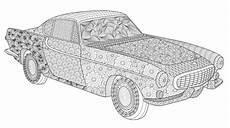 Ausmalbilder Erwachsene Auto Zentangle Vorlagen Zum Ausdrucken Gratis 40 Bilder Zum