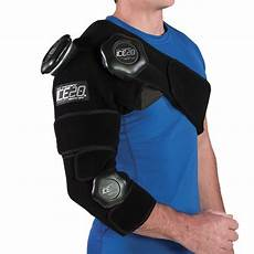 ice20 combo arm compression wrap for arm and shoulder