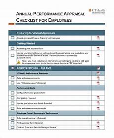 free 9 sle annual appraisal forms in pdf doc