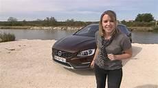 Essai Volvo V60 Cross Country 2015