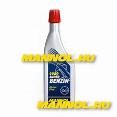 Benzin Plus - mannol 9989 benzin oktan plus 200ml