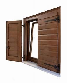 costruire persiane in legno scuri in legno fai da te