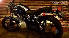 Modif Thunder Japstyle Murah by Jual Cb Style Semarang Modifikasi Motor Japstyle Terbaru
