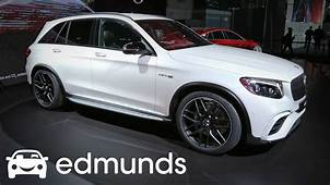 2018 Mercedes Benz AMG SUV First Look Review  YouTube