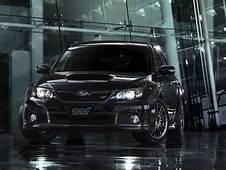 Subaru Impreza Wrx Sti A Line Sedan Car Auto Wallpapers
