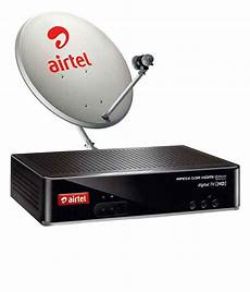 free pack tv buy airtel digital tv hd secondary connection with 1 month
