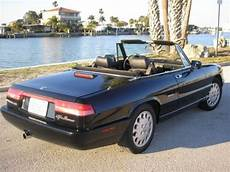 sell used 1993 alfa romeo spider veloce convertible 2 0l rare hardtop low miles trades in purchase used 1993 alfa romeo spider veloce convertible 2 door 2 0l in largo florida united states