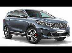 2020 Kia Sorento 7 Seater Suv Interior Exterior And