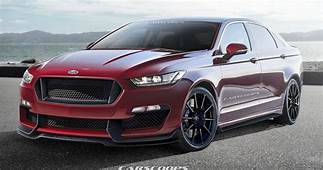 Future Cars Putting The SHO Into Ford's All New 2016 Taurus