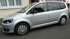 Achat Volkswagen Touran 1 6 Tdi Match D Occasion Pas Cher