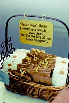 basket full of promise see more seed packet wedding favors and party ideas at one stop