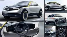 opel gt x experimental concept 2018 pictures