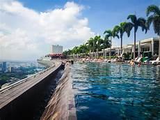 the infinity pool to beat all infinity pools at marina bay