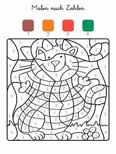 Ausmalbilder Zahlen Und Farben Search Results For Ausmalen Nach Zahlen Calendar 2015