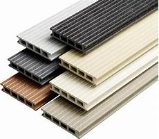 holz kunststoff verbundmaterial f 252 r terrassendielen aus