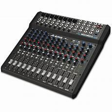 usb audio interface vs mixer alesis multimix 16 usb fx 16 channel mixer multimix 16 usb fx