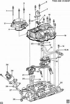 2 2l s10 engine diagram chevrolet s10 gasket emission system valveacdelco vlvegr dohc 19236578 wholesale gm
