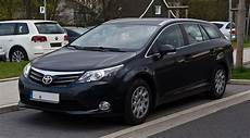 file toyota avensis combi iii facelift frontansicht