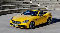 2020 mercedes slc edition debuts as roadster s