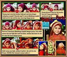 Pintar Pakai Jilbab Diy Tutorial Untuk Pesta