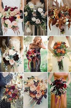 falling in love with these great fall wedding ideas